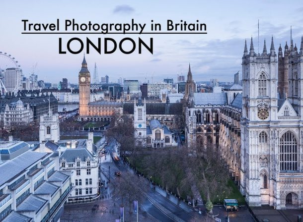 Travel Photography in Britain - London
