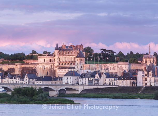 The Royal Chateau d'Amboise