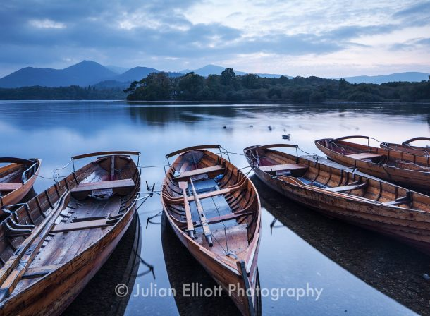 Derwentwater Boats