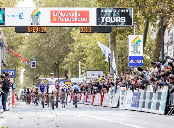 The Paris Tours 2013 cycle race