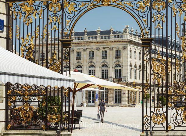 Place Stanislas in Nancy, France.
