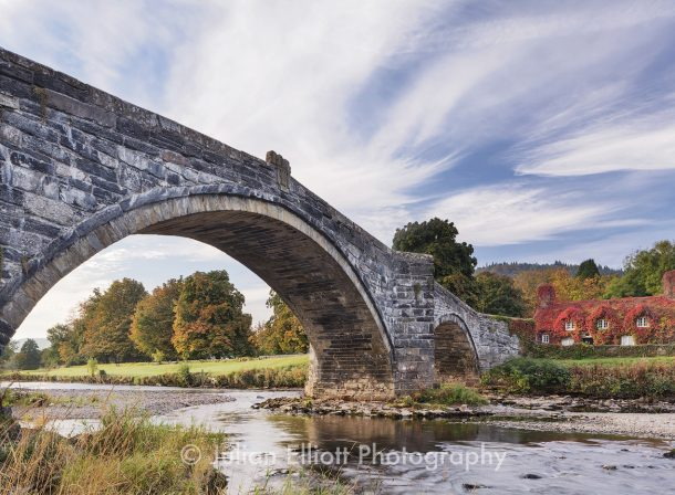 Pont Fawr Wales