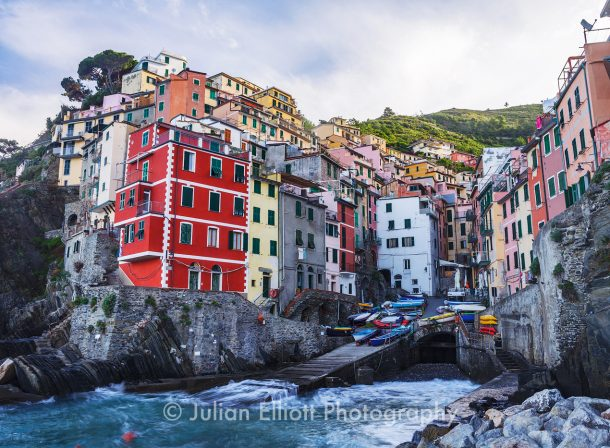Riomaggiore Cinque Terre, Italy