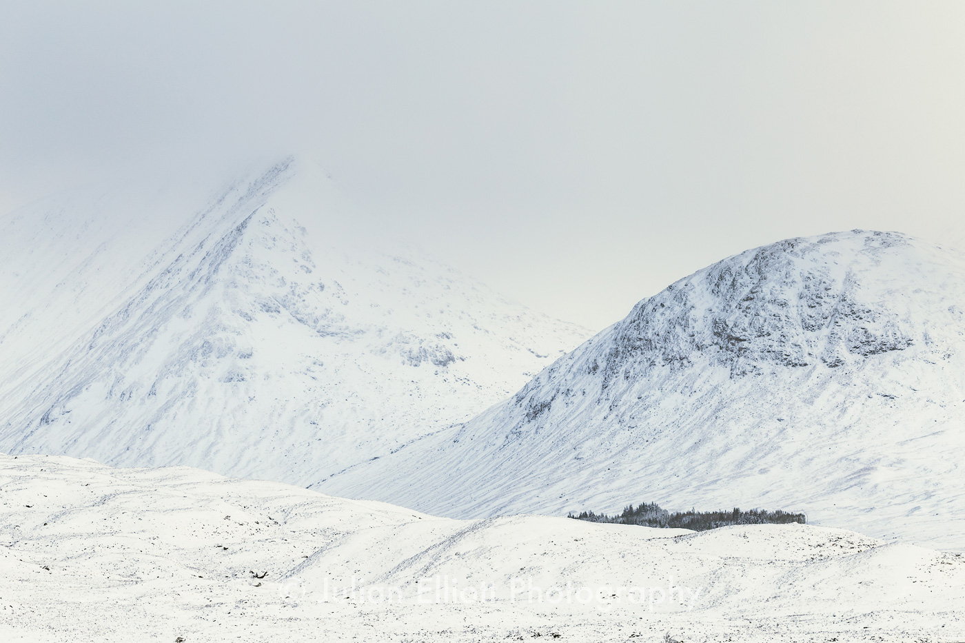 Black Mount at Rannoch Moor