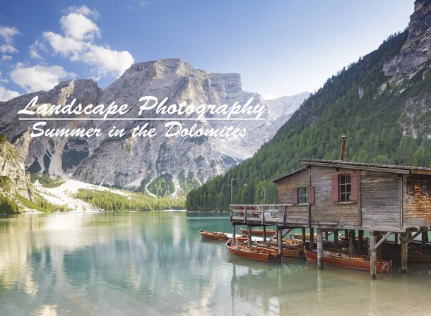 Landscape Photography Summer in the Dolomites