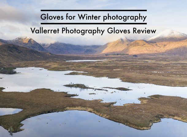Best Gloves for winter photography