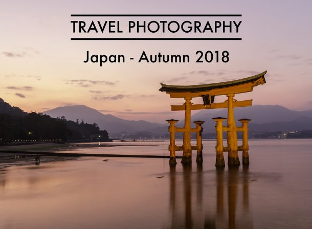 Landscape Travel Photography Japan