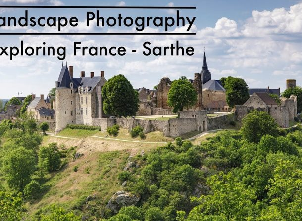 Landscape Photography Exploring France Sarthe