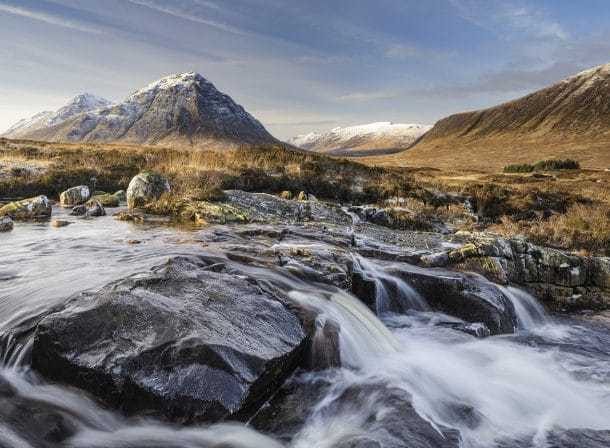 Landscape Photography | Winter on Rannoch Moor & Glencoe