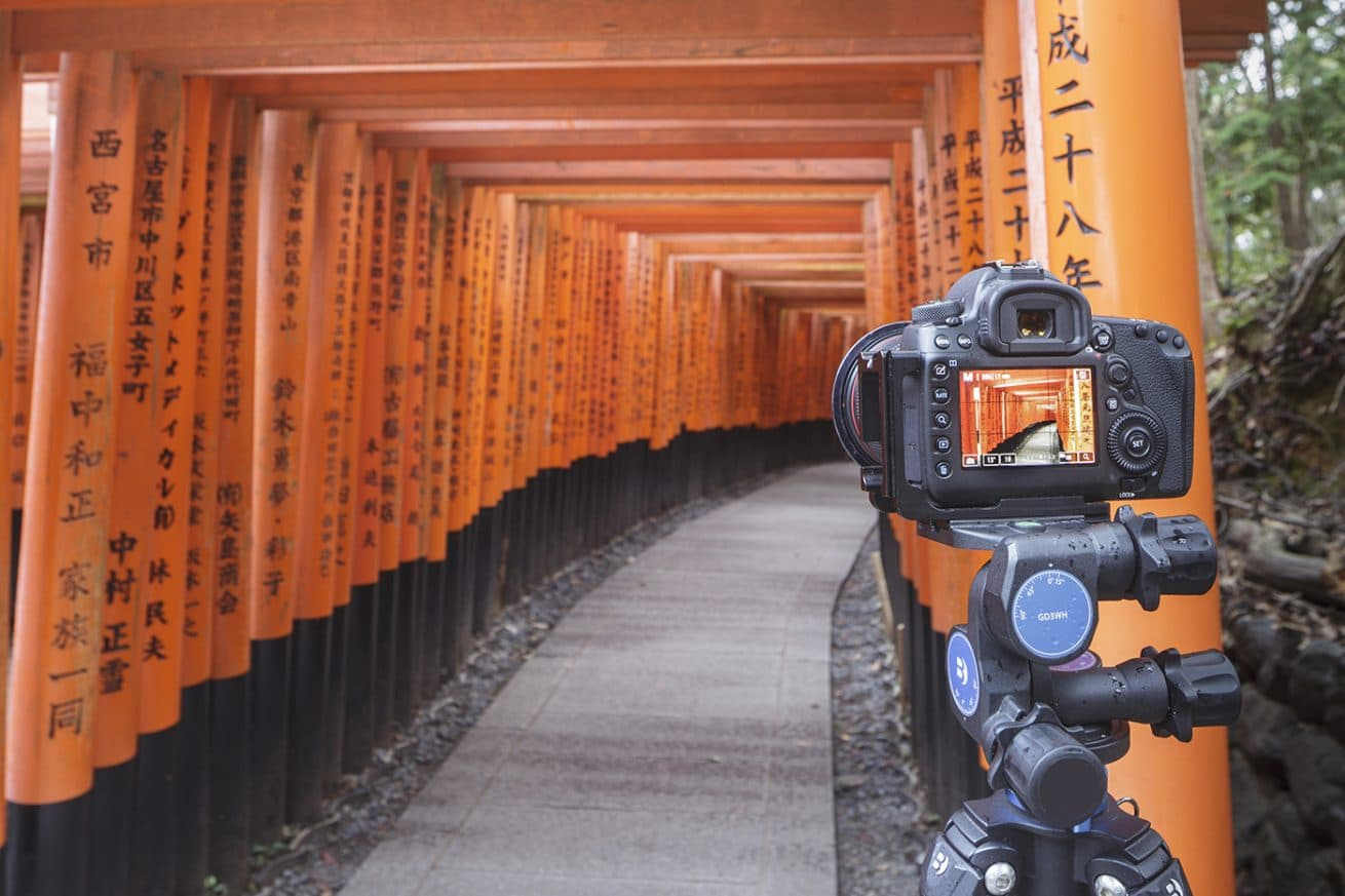 What is a travel photographer