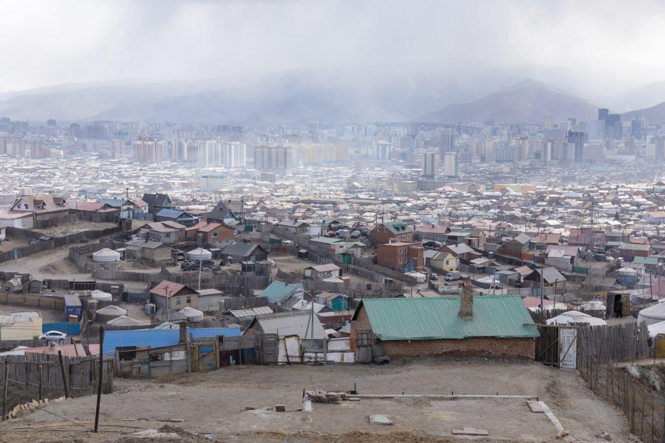 ger district of ulaanbaatar
